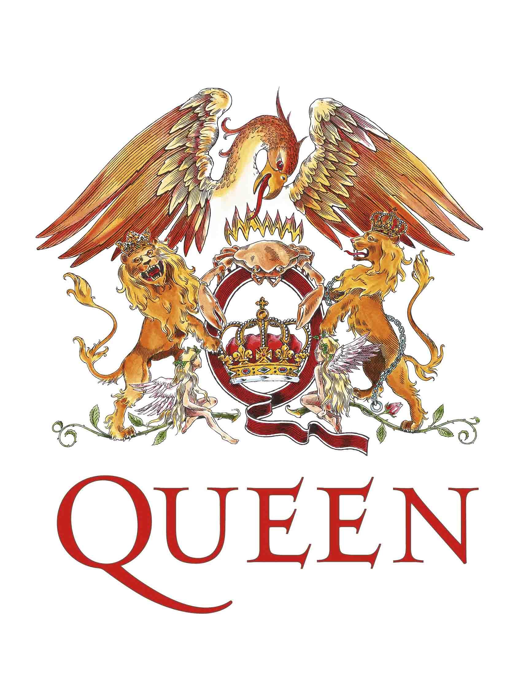 Queen logo - Postercity
